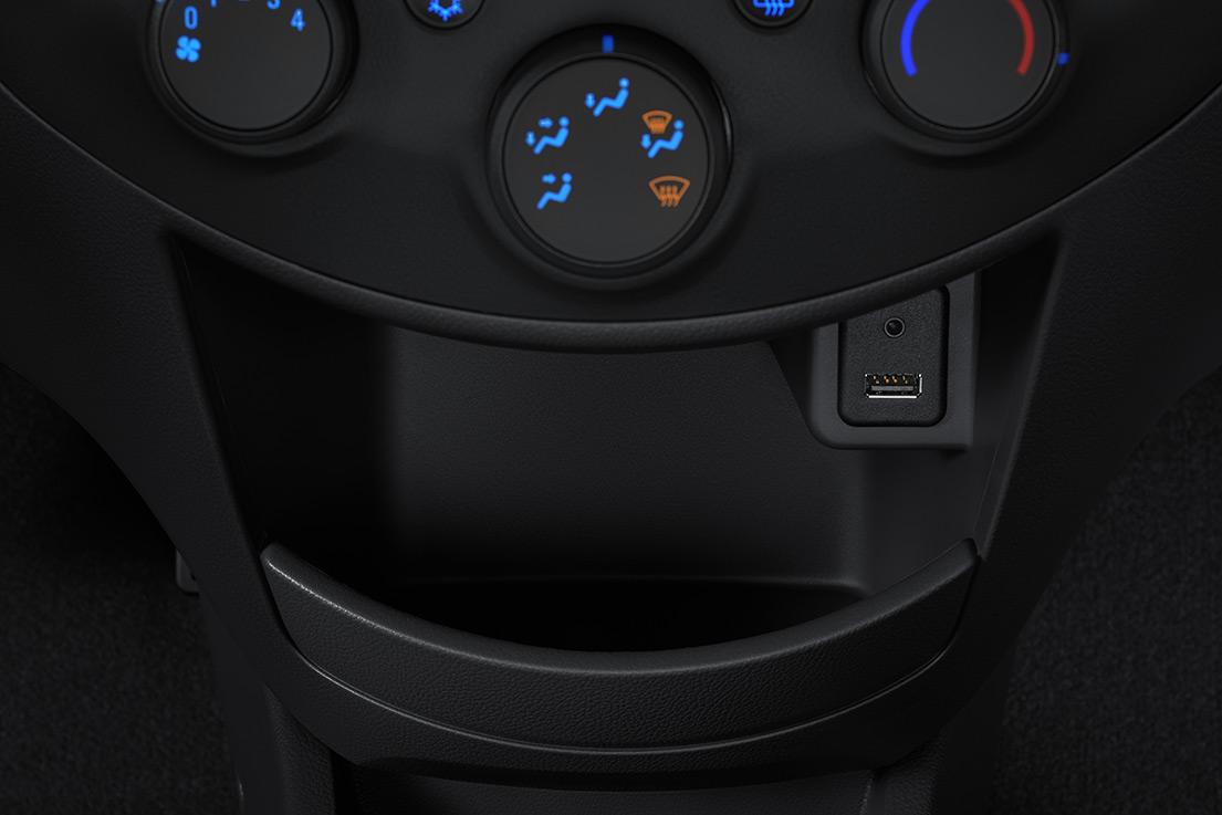 RAVON R2 - Интерьер
